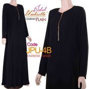 JPU4B Jubah Umbrella Plain Black